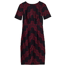 Buy Precis Petite Cassie Lace Shift Dress, Multi Online at johnlewis.com