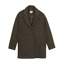Buy Fat Face Oatley Jacket, Moss Online at johnlewis.com