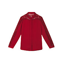 Buy Gerard Darel Shine Blouse Online at johnlewis.com