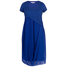Buy Chesca Bubble Bodice Chiffon Dress Online at johnlewis.com
