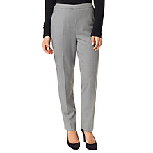 Buy Precis Petite Nadine Houndstooth Trousers, Multi Online at johnlewis.com
