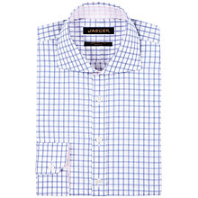 Buy Jaeger Windowpane Check Regular Fit Shirt Online at johnlewis.com