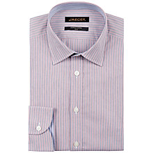 Buy Jaeger Double-Striped Slim Shirt Online at johnlewis.com