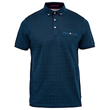 Buy Ted Baker Serge Polo Shirt Online at johnlewis.com