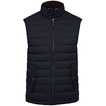 Buy Ted Baker Dylan Quilted Down Filled Gilet Online at johnlewis.com