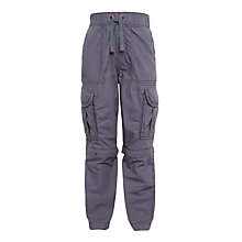 Buy John Lewis Boys' Zip Off Combat Trousers Online at johnlewis.com