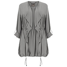 Buy Phase Eight Christy Jacket, Steel Online at johnlewis.com