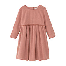 Buy Mango Kids Girls' Polka Dot Cotton Dress Online at johnlewis.com