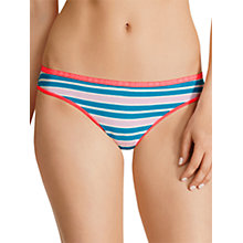 Buy Bonds Hipster Bikini Briefs, Stripe/Multi Online at johnlewis.com