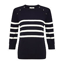 Buy Somerset by Alice Temperley Stripe Jumper Online at johnlewis.com
