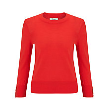 Buy Somerset by Alice Temperley Crew Neck Jumper Online at johnlewis.com
