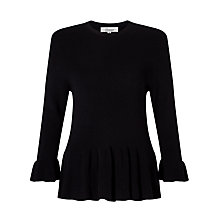 Buy Somerset by Alice Temperley Peplum Jumper Online at johnlewis.com