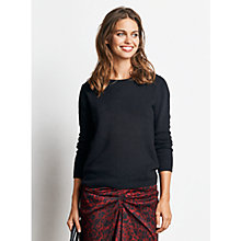 Buy hush Essential Crew Jumper Online at johnlewis.com