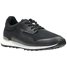 Buy Clarks Floura Lace Up Trainers Online at johnlewis.com