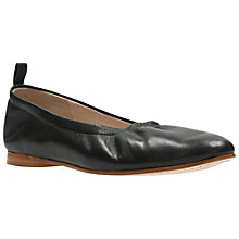 Buy Clarks Grace Mia Pumps, Black Online at johnlewis.com