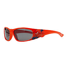 Buy Marvel Children's Spider-Man Sunglasses, Red Online at johnlewis.com