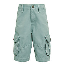 Buy John Lewis Boys' Core Cargo Shorts Online at johnlewis.com