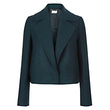 Buy Hobbs Salem Jacket, Celtic Green Online at johnlewis.com