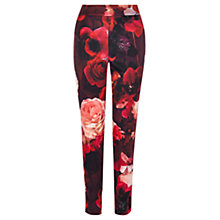 Buy Coast Rouge Print Trousers, Multi Online at johnlewis.com