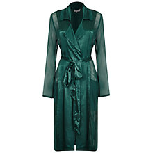 Buy Ghost Gwyneth Trench Coat, Portia Green Online at johnlewis.com