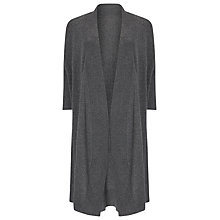 Buy Phase Eight Gabriella Two Way Cardigan, Grey Marl Online at johnlewis.com