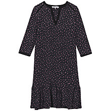 Buy Gerard Darel Capri Dress, Navy Blue Online at johnlewis.com