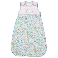 Buy John Lewis Baby Bunny Applique Sleep Bag, 1 Tog, Pink Online at johnlewis.com