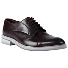 Buy Ted Baker Aokii Derby Shoes, Brown Online at johnlewis.com