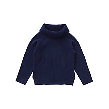 Buy Jigsaw Girls' Cowl Neck Jumper Online at johnlewis.com