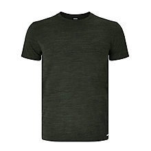 Buy Diesel T-Sirio Marl Crew Neck T-Shirt Online at johnlewis.com