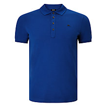 Buy Diesel T-Heal Stretch Cotton Polo Shirt, Limoges Online at johnlewis.com