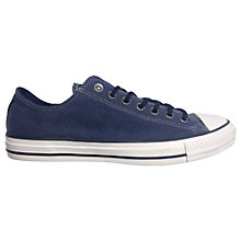 Buy Converse Chuck Taylor All Stars Trainers, Blue Online at johnlewis.com