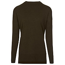 Buy Warehouse Boxy Split Side Jumper Online at johnlewis.com