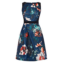 Buy Coast Mildura Print Tabby Dress, Multi Online at johnlewis.com