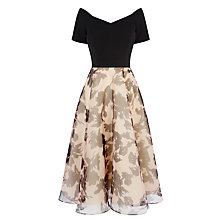 Buy Coast Arvi Print Kadrianna Dress, Multi Online at johnlewis.com