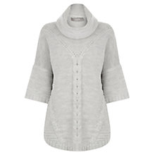 Buy Oasis Trapeze Cow Neck Jumper Online at johnlewis.com