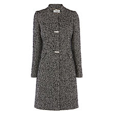 Buy Coast Rhea Coat, Mono Online at johnlewis.com