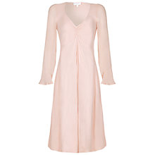 Buy Ghost Heritage Bow Dress, Pink Online at johnlewis.com