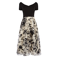 Buy Coast Shorter Length Oali Print Kadrianna Dress, Multi Online at johnlewis.com