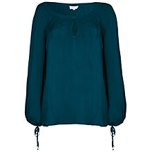 Buy Ghost Charlie Blouse, Portia Green Online at johnlewis.com