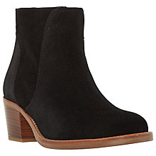 Buy Dune Pearson Block Heeled Ankle Boots Online at johnlewis.com