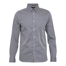 Buy Ted Baker Tentens Geo Print Shirt Online at johnlewis.com