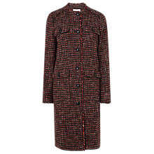Buy L.K. Bennett Florence Check Coat Online at johnlewis.com