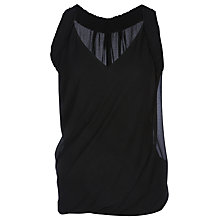 Buy Yanny London Sleeveless Twist Top Online at johnlewis.com