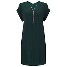 Buy Phase Eight Remi Crepe Dress, Pine Online at johnlewis.com