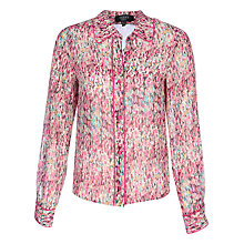 Buy Yanny London Print Shirt, Multi Online at johnlewis.com