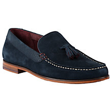 Buy Ted Baker Dougge Tassel Loafer Online at johnlewis.com