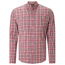Buy JOHN LEWIS & Co. Arkansas Check Shirt Online at johnlewis.com