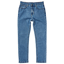Buy Kin by John Lewis Slim Jeans, Stone Wash Online at johnlewis.com