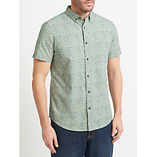 Buy John Lewis Island Floral Print Short Sleeve Shirt Online at johnlewis.com